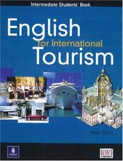 Cover of: English for International Tourism | Peter Strutt