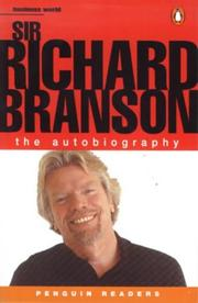 Cover of: Sir Richard Branson