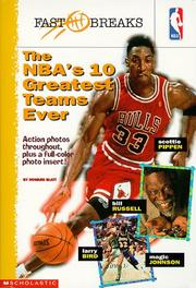 Cover of: The NBA's 10 greatest teams ever