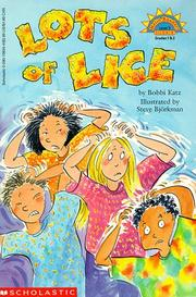 Cover of: Lots of lice