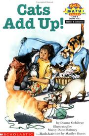Cover of: Cats add up! by Dianne Ochiltree