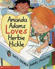 Cover of: Amanda Adams loves Herbie Hickle