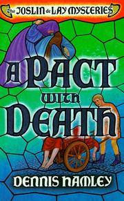 Cover of: Pact with Death (Point Crime: The Joslin De Lay Mysteries)