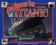 Cover of: On board the Titanic