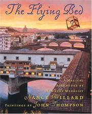 Cover of: The Flying Bed | Nancy Willard