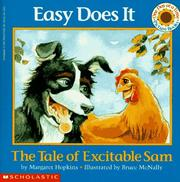 Cover of: Easy does it