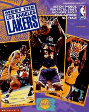 Cover of: Meet the Los Angeles Lakers | Joseph Layden