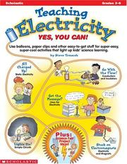 Cover of: Teaching Electricity: Yes, You Can!