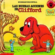Cover of: Clifford's Good Deeds (Las Buenas Acciones de Clifford) by Norman Bridwell