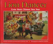 Cover of: Lion dancer