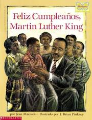 Cover of: Feliz Cumpleanos, Martin Luther King