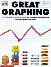 Cover of: Great Graphing (Grades 1-4) | Martin Lee