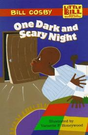Cover of: One dark and scary night