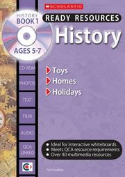 Cover of: History 1 (Ready Resources)