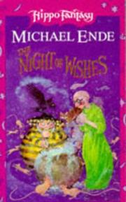 Cover of: The Night of Wishes