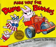 Cover of: Make Way For Dumb Bunnies