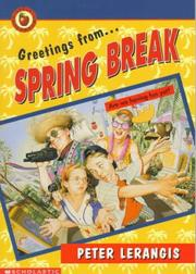 Cover of: Spring Break
