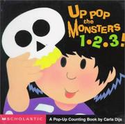 Cover of: Up Pop The Monsters 1