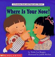 Cover of: Where is your nose?