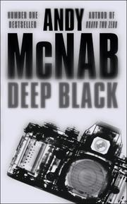 Cover of: Deep Black