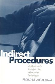 Cover of: Indirect procedures