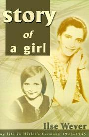 Cover of: Story of a Girl | Ilse Wever