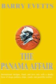 Cover of: The Panama Affair | Barry Evetts