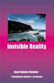 Cover of: Invisible Reality (1917-1920, 1924)