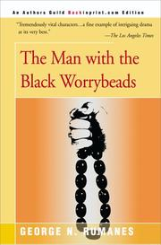Cover of: The Man With the Black Worrybeads | George N. Rumanes