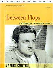 Cover of: Between Flops
