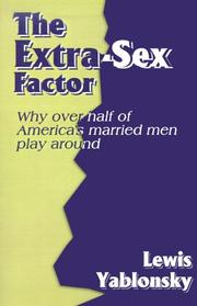 Cover of: The extra-sex factor