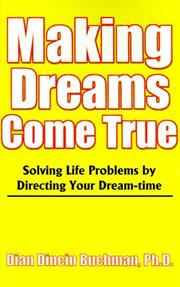 Cover of: Making Dreams Come True | Dian Dincin Buchman