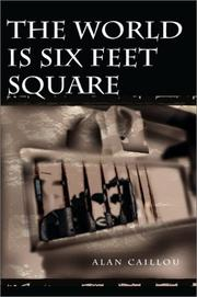 Cover of: The World Is 6 Feet Square