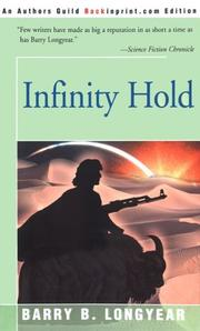 Cover of: Infinity Hold