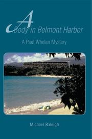 Cover of: A Body in Belmont Harbor | Michael Raleigh