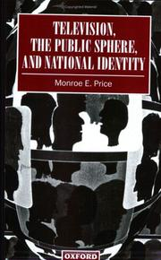 Cover of: Television, the public sphere, and national identity
