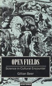 Cover of: Open fields: science in cultural encounter