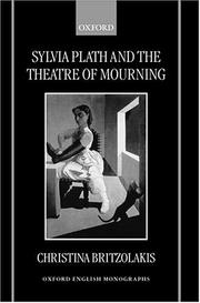 Cover of: Sylvia Plath and the theatre of mourning