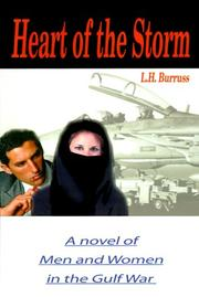 Cover of: Heart of the Storm | L. H. Burruss