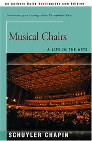 Musical chairs by Schuyler Chapin