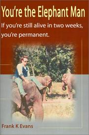 Cover of: You're the Elephant Man