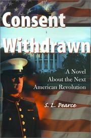 Cover of: Consent Withdrawn | S. Pearce
