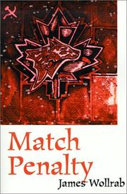 Cover of: Match Penalty | James Wollrab