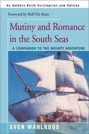 Cover of: Mutiny and romance in the South Seas
