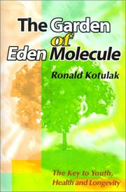 Cover of: The Garden of Eden Molecule