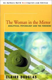 The woman in the mirror by Claire Douglas
