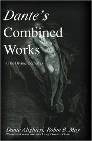 Cover of: Dante's Combined Works: The Divine Comedy