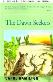 Cover of: The dawn seekers