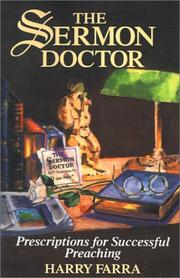 Cover of: The sermon doctor