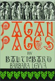 Cover of: Pagan Pages | Balticbard